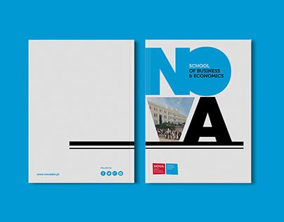 NOVA School (main brochures)