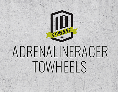 Adrenalineracer / ToWheels - 7 years of Jersey Designs