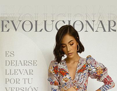 Textos para marca de ropa ecuatoriana Poupée