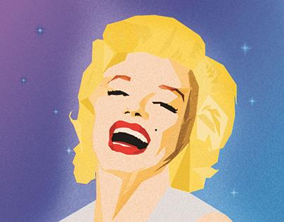 Cinema women illustrations