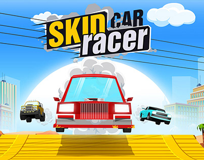 SKID CAR RACER
