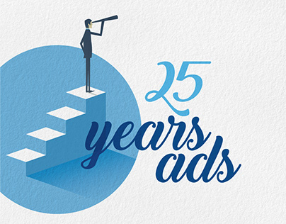HDFC BANK - 25 Years Ads