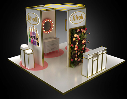 Rivoli Activation Booth