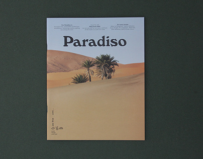 Paradiso Issue 9