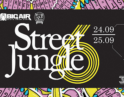 Street Jungle Contest Six