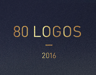 80 LOGOS - 2016