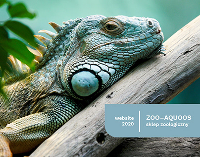 ZOO-AQUOS | website