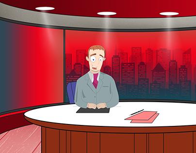 Newsroom for SKToons