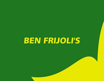 Identity System - Ben Frijoli