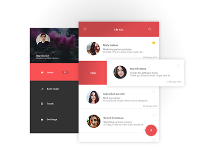 Redesign UIs