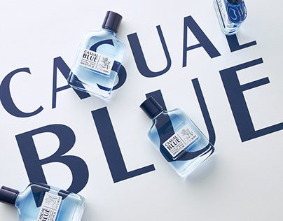 Otto Kern Fragrances: Casual Blue