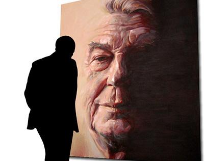 portrait Wim Kok