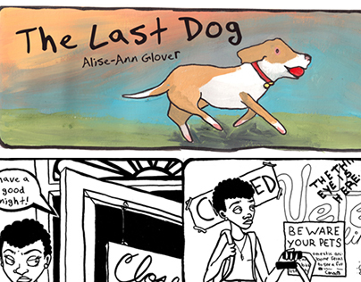 The Last Dog Comic