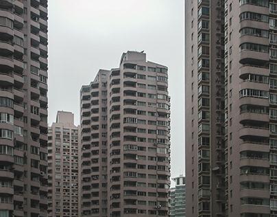 Shanghai New Lives