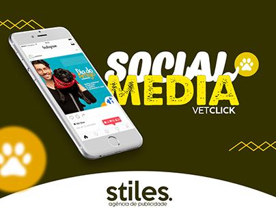 Social Media - Vetclick