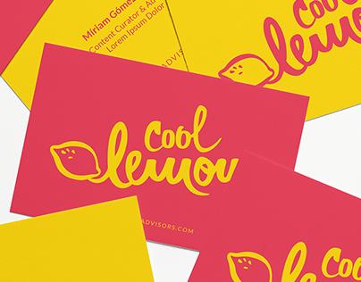 Identidad Gráfica Cool Lemon Advisors