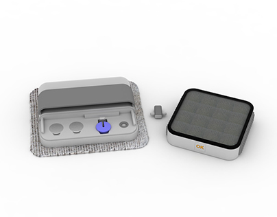 INSULINK // Devices for the cure of diabetes
