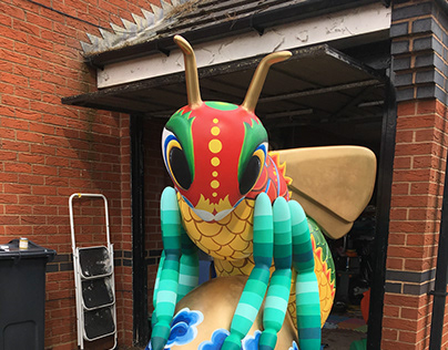 Bee in the City 2018- Beejing