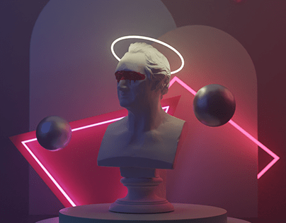 Neon Goethe