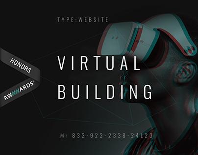 Virtual Building: Interactive website