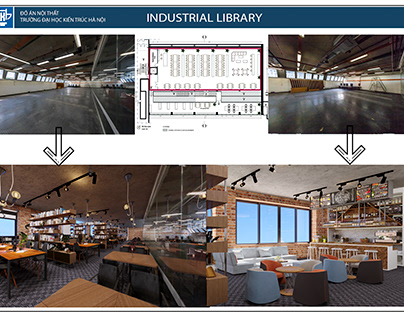 Industrial Library Design