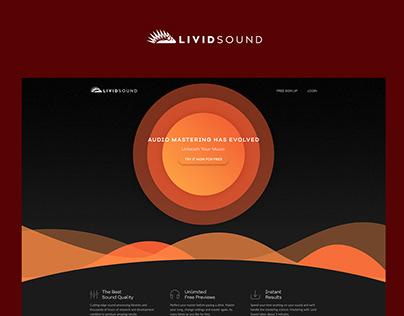 Audio Mastering Website