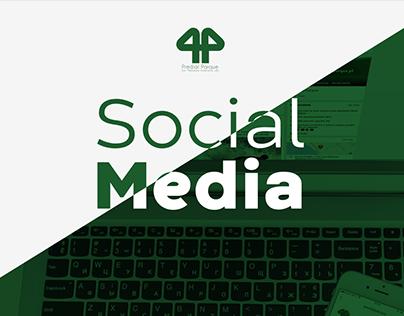 Predial Parque Social Media