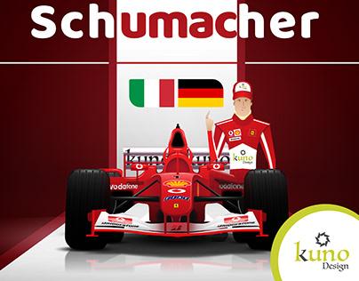 Schumacher animado!!