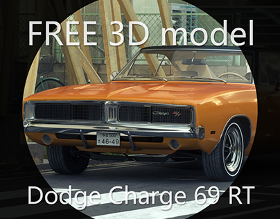 Dodge Charger RT69