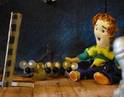 Teatro en miniatura, Fran Bravo