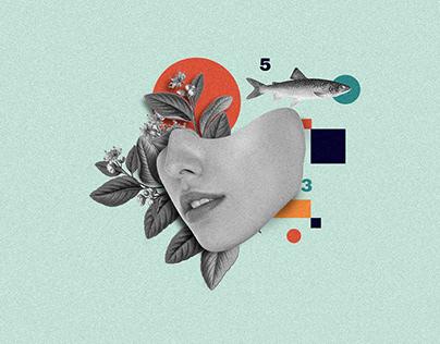 Digital Collage - Vol. 02