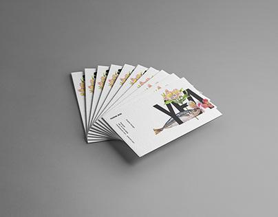 Self Business Card Design (2014)_Practice
