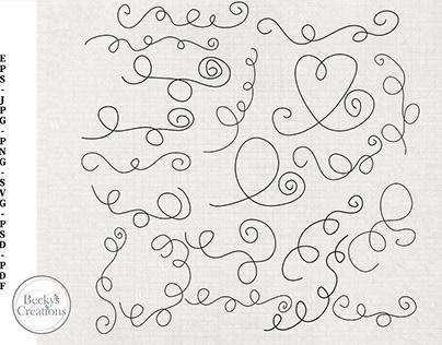 String Doodles