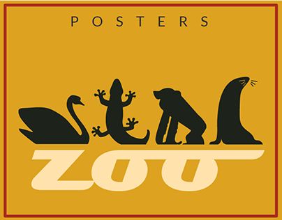ZOO Posters - PRL inspired