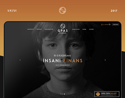 GPAS Istanbul Web Design