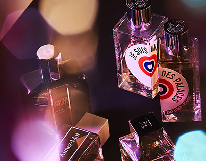 Creation of selective perfumery online store
