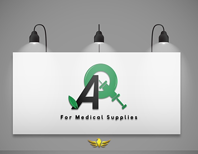 AQ Project Logo for Medical Supplies