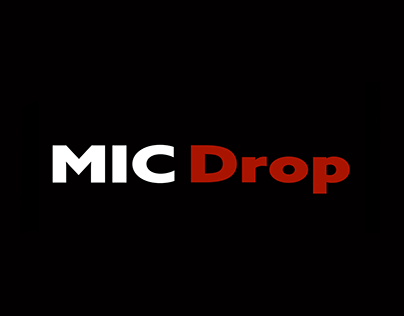 BTS - Mic Drop | Kinetic Typography