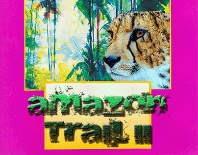 Amazon Trail 2 Cover Redesign