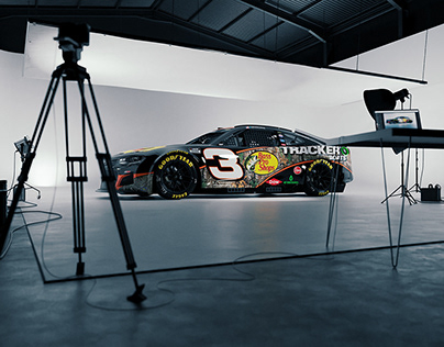 RPM3D 2022 NASCAR Models and Renders