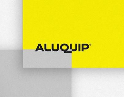 Aluquip ― Branding