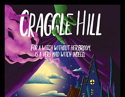 Craggle Hill cover design