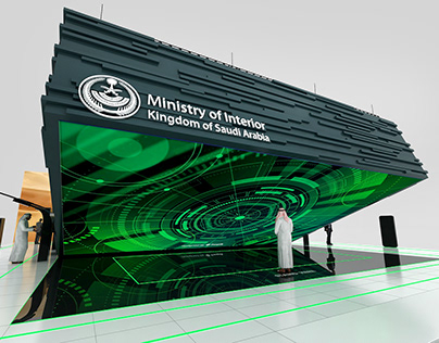 Concept Design For Ministry of Interior