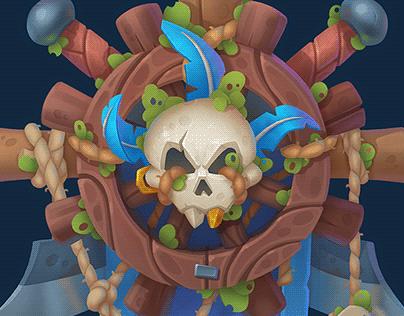 Pirate Staff