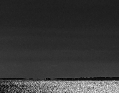 The Wadden Sea near Wierum.