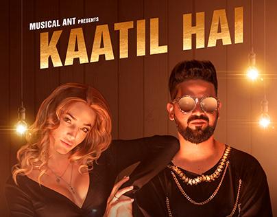 Kaatil Hai Album Cover