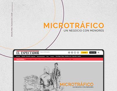 Microtráfico, un negocio con menores | UIP