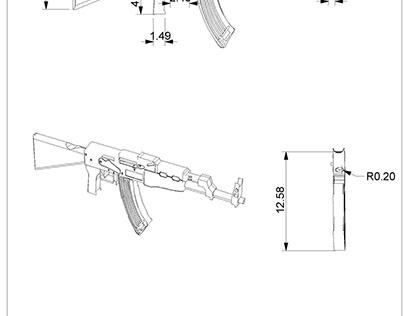 Planos AK-47