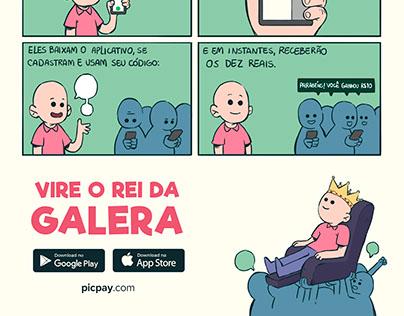 PicPay - Comic (I)