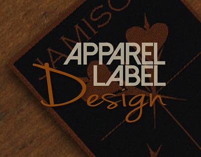 Apparel Label Design